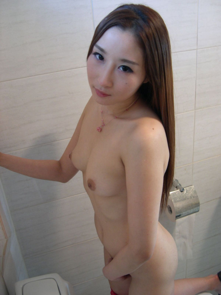 A korean girl turn off her cstring 6