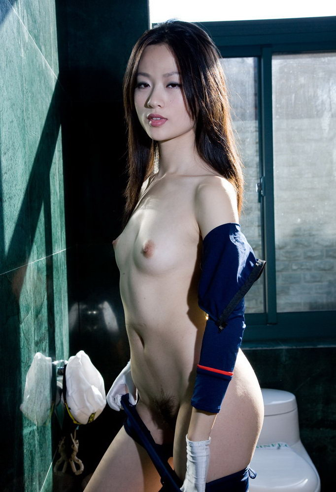 Girls in uniform nude