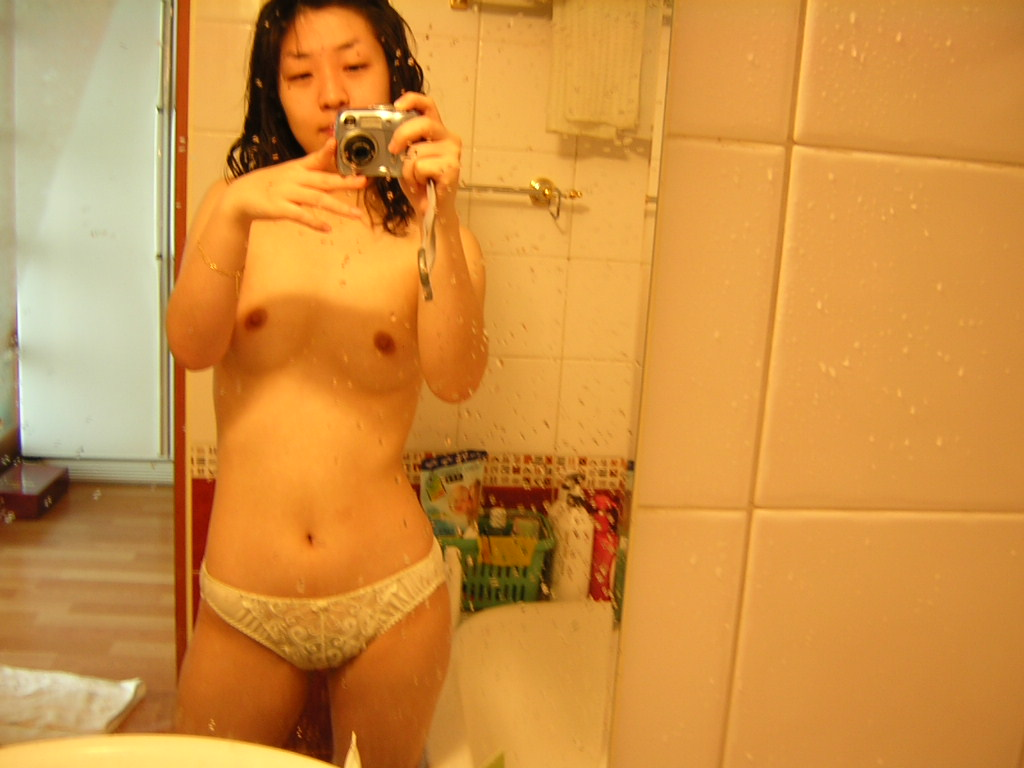 from Nico asian hairy pussy self shots
