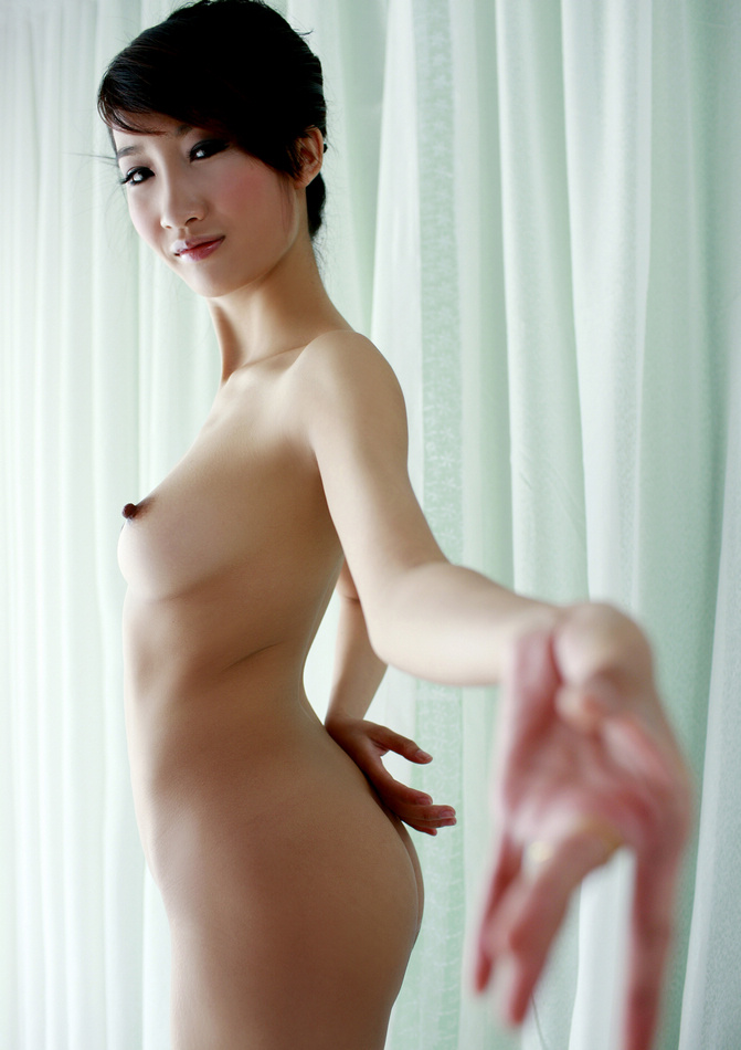 Hot naked flexible asian good