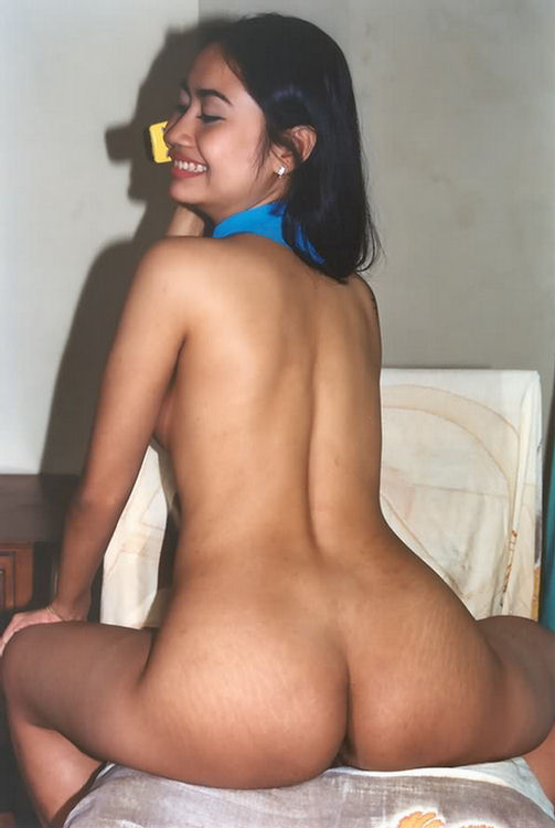 girl Indonesian shaved nude