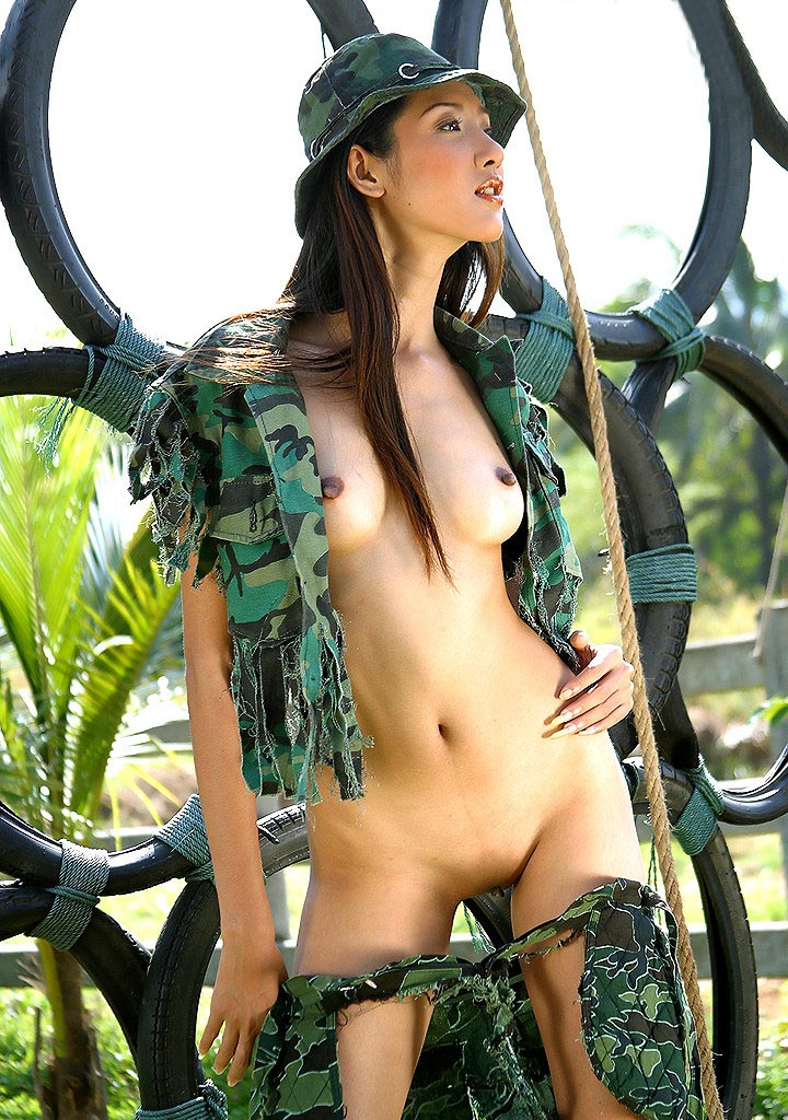 Properties Nude girl uniform soldier thanks. What