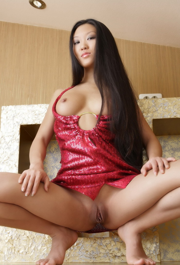Shaved asian pussy free that interrupt you