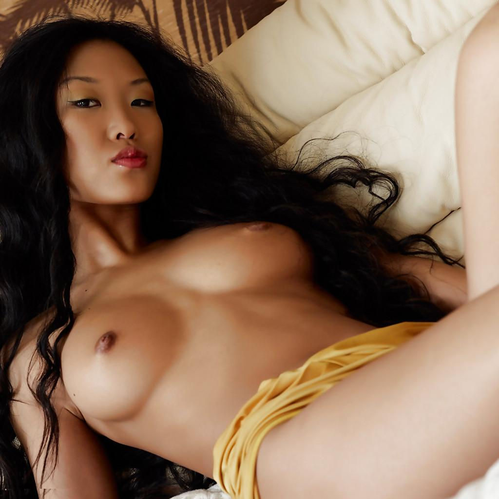 from Gauge most beautiful naked asian girls