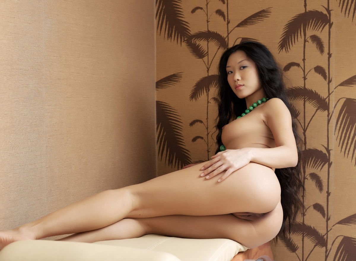 Ass pussy asian perfect