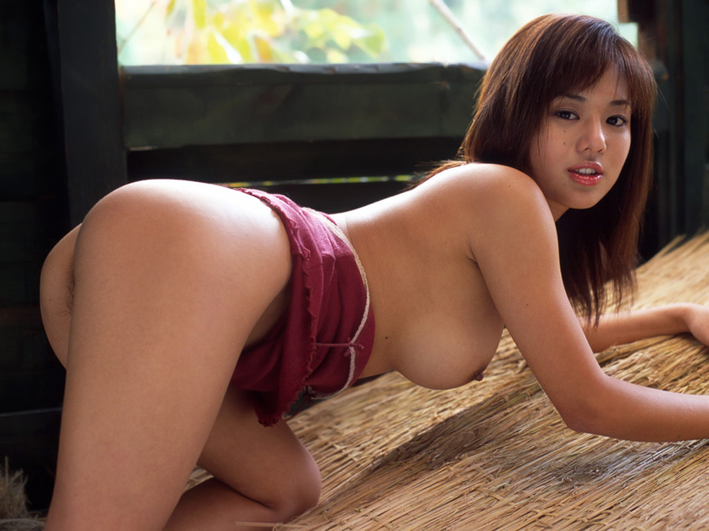 Nude sexy asian models