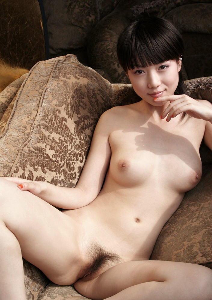 girls nude asian Shorthaired