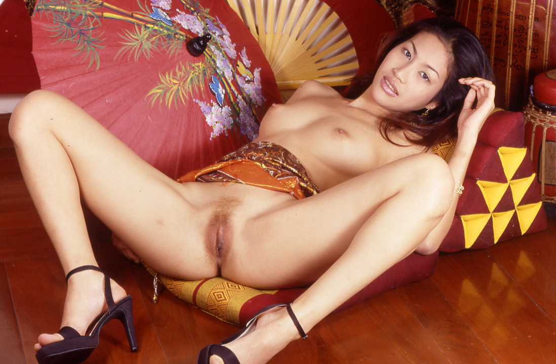 Asian girls nipple play