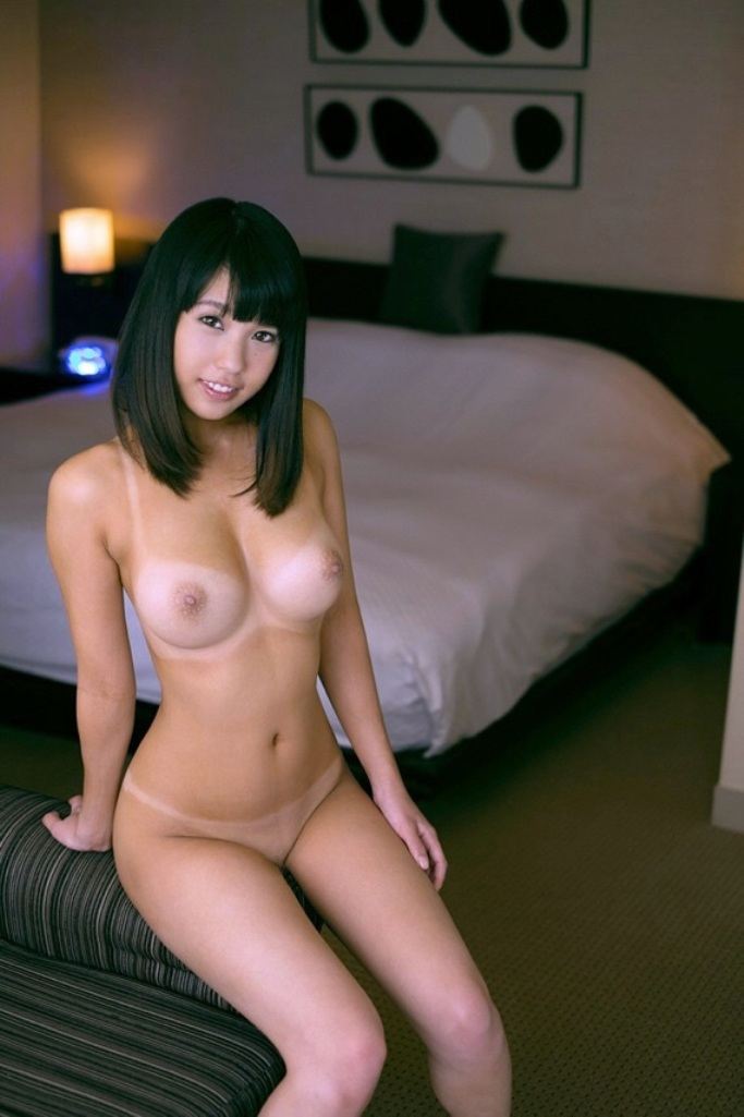 Asian girl stripped