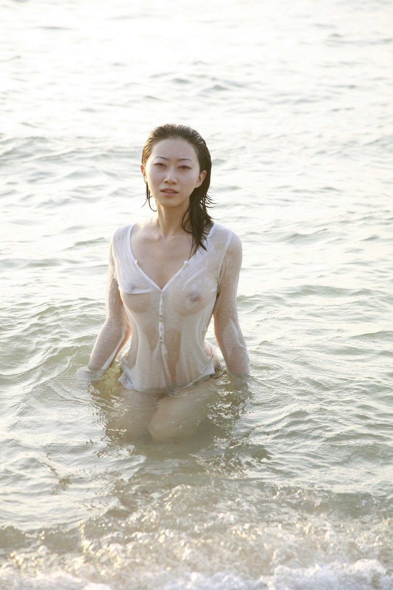Think, that Asian girls in water naked opinion you
