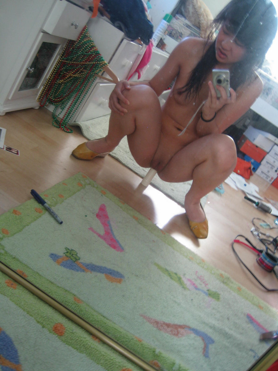 girl teens self shot dildos