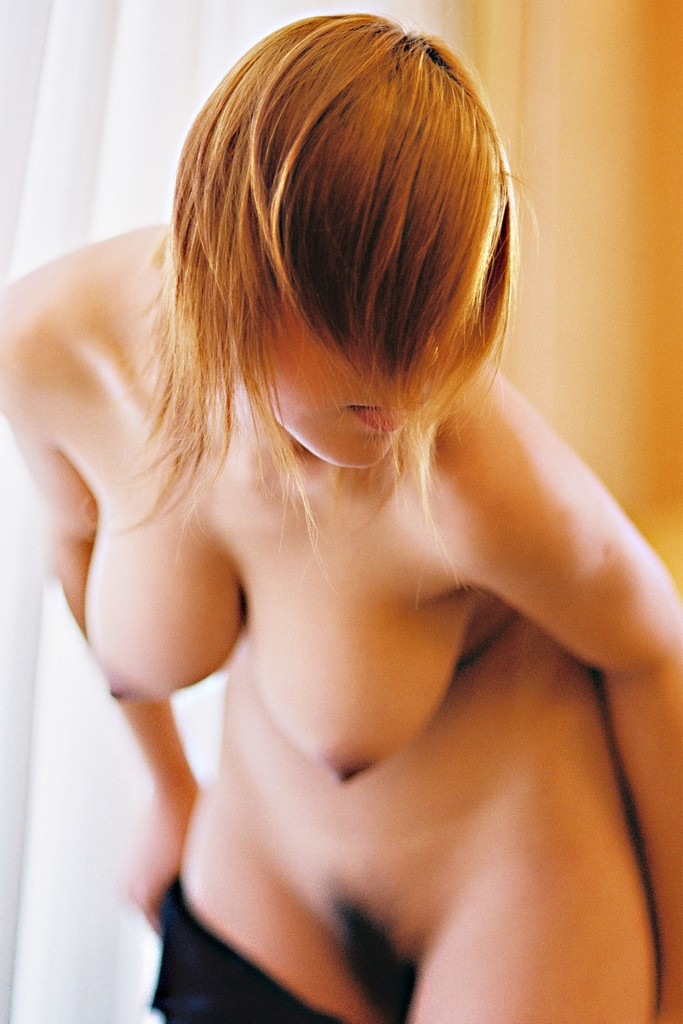 Suicide girl naked posing