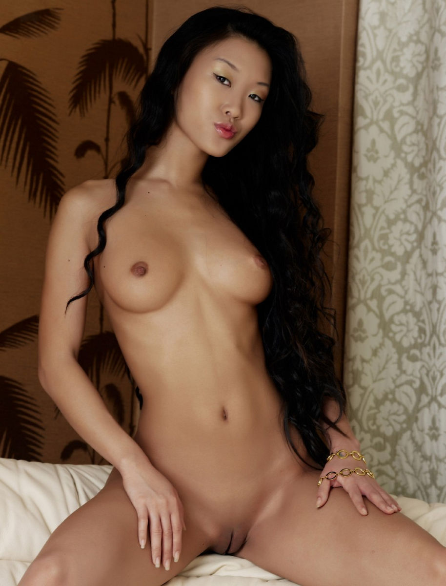 shaved asian girls