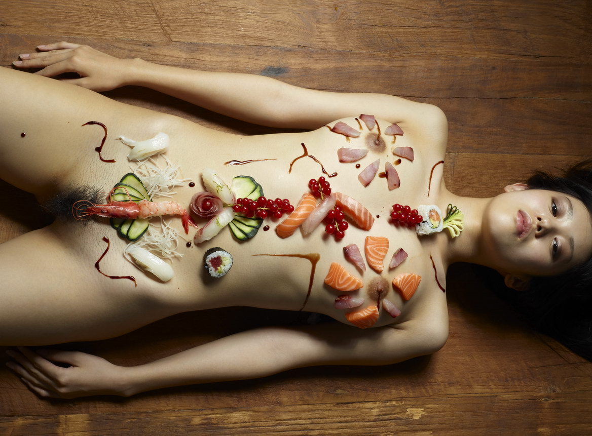 Group Seeks To Show The World The Art Of Nyotaimori